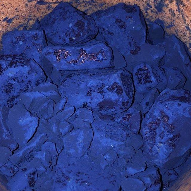 النيلة الزرقاء