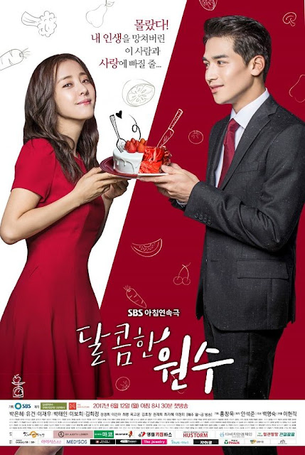 Drama korea sweet enemy