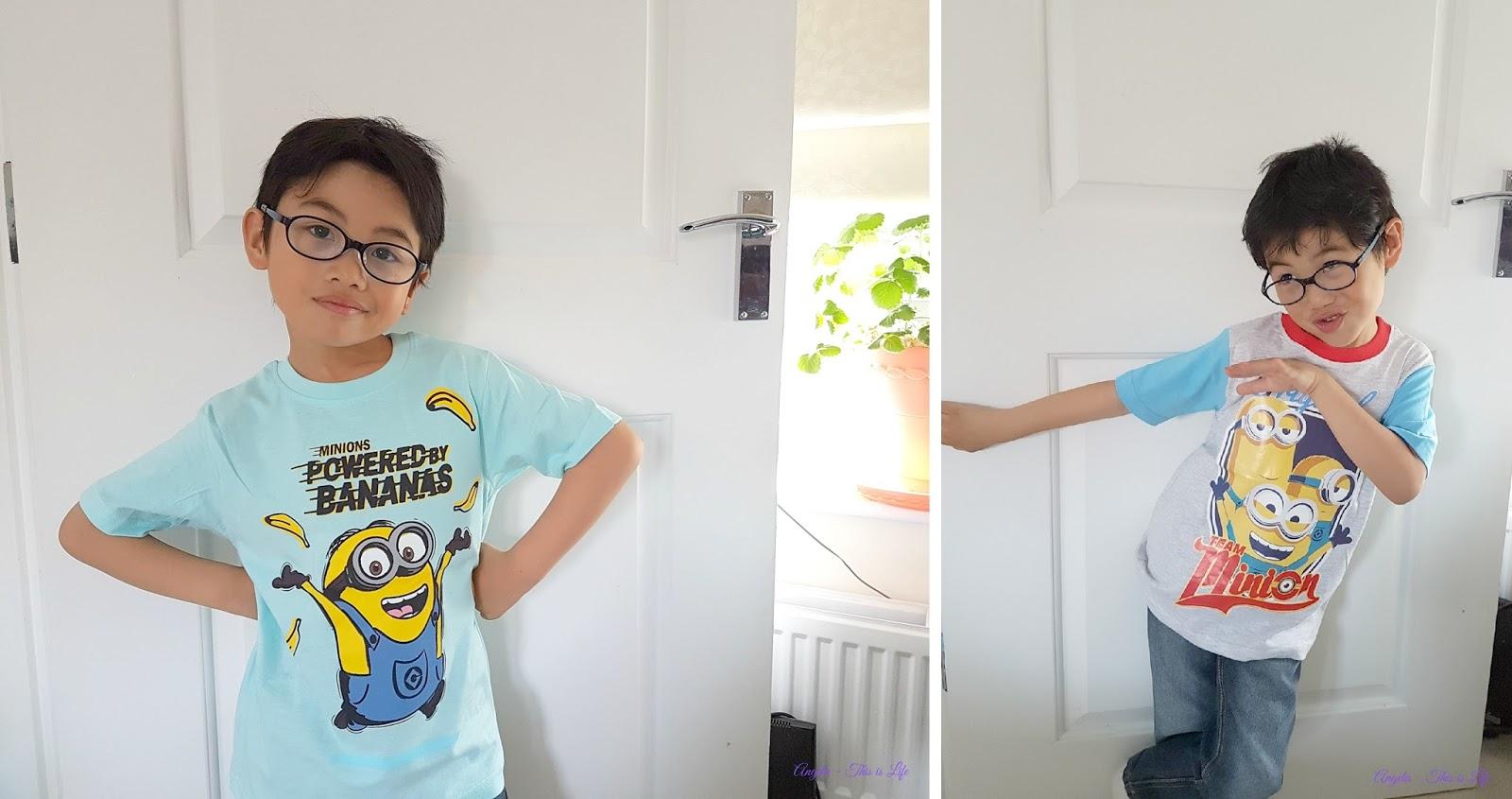 Minions, Despicable Me 3, Minions Clothes