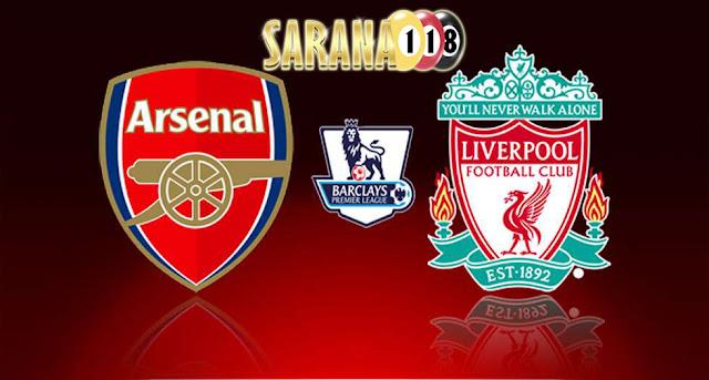 Prediksi Bola Arsenal vs Liverpool Sabtu 23 Desember 2017