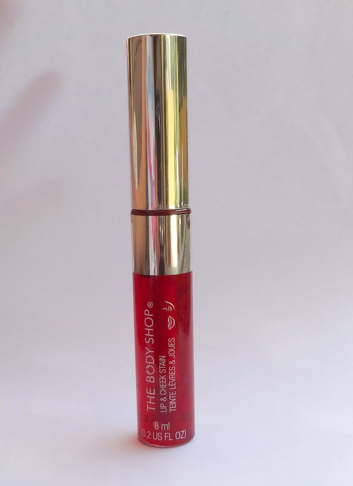 The Body Shop Lip Cheek Stain Swatches Review Photos