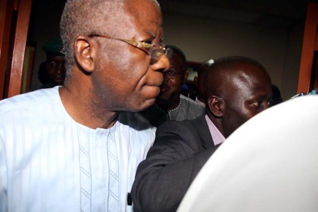 N190m fraud: Absence of Judge stalls Orosanye's trial