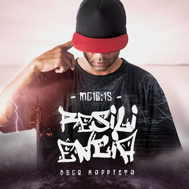 """Deco Rappista lançou o EP """"Resiliência"""""""