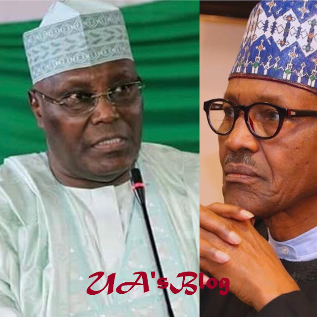 Tinubu can't represent you at next week's presidential debate, Atiku warns Buhari