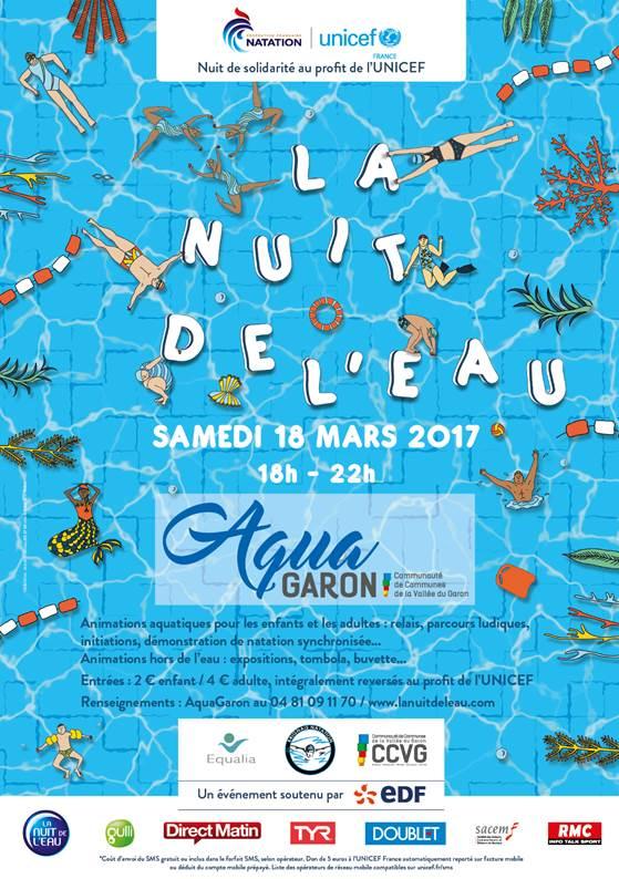 Unicef rh ne nuit de l 39 eau 2017 for Les stands brignais
