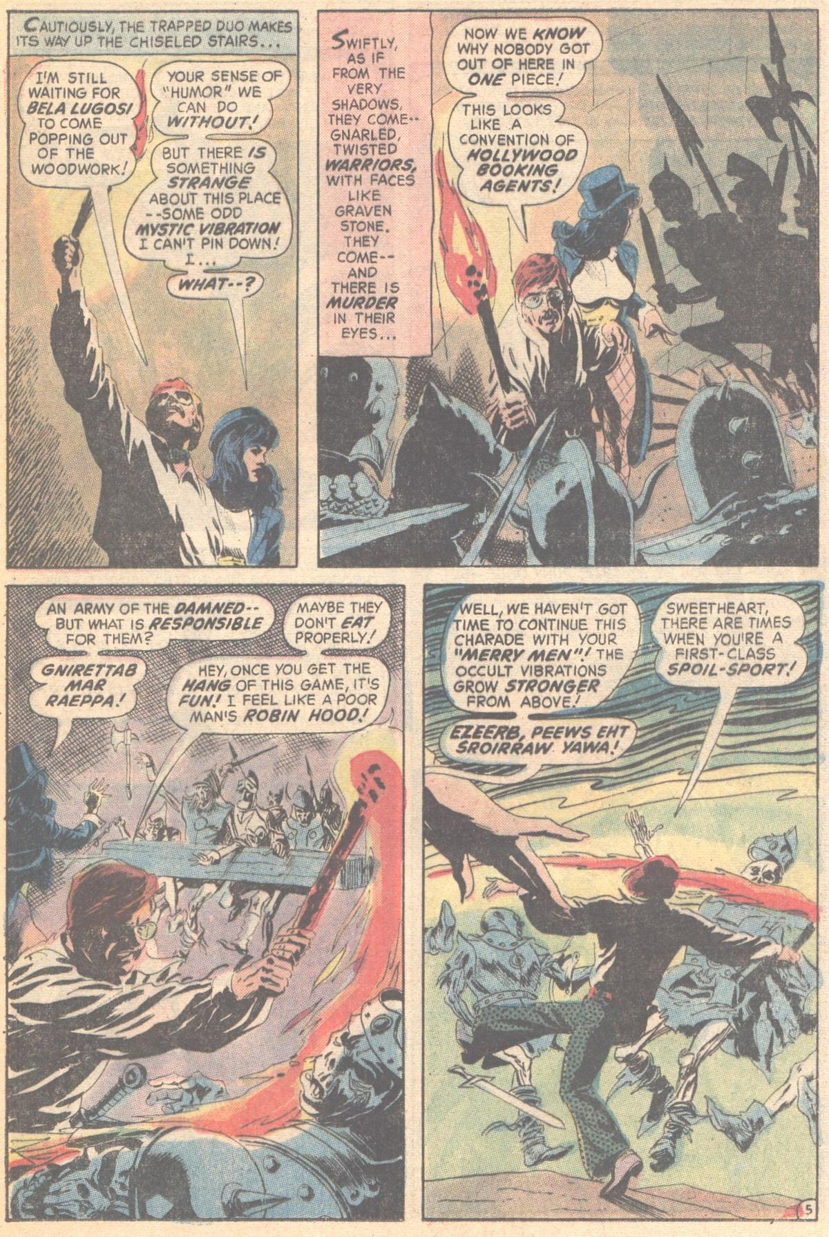 Read online Adventure Comics (1938) comic -  Issue #414 - 17