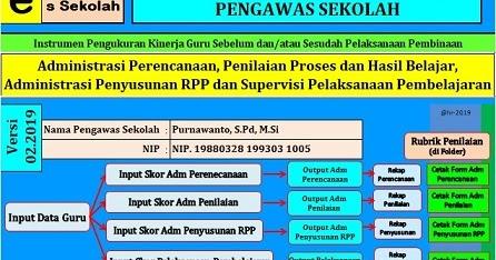 Http Bit Ly Supervisi Online K13 Download File Guru