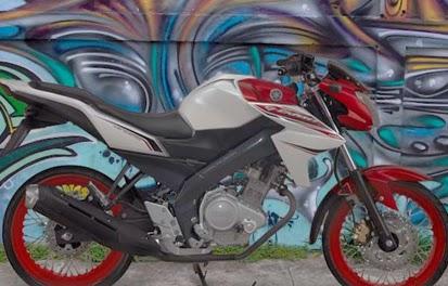 tentang Modifikasi Motor Yamaha New Vixion Velg Jarijari 2017