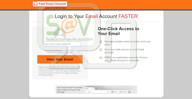 Fast Email Checker
