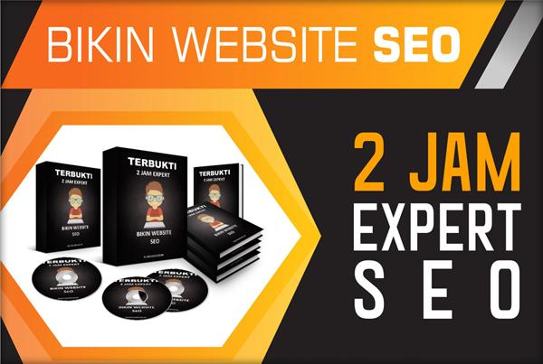 2 Jam Expert Website SEO