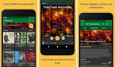 Audio Books App