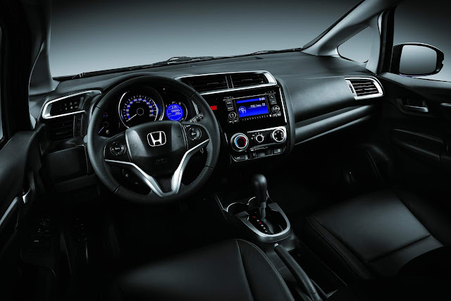 Honda FIT EXL 2016 - painel