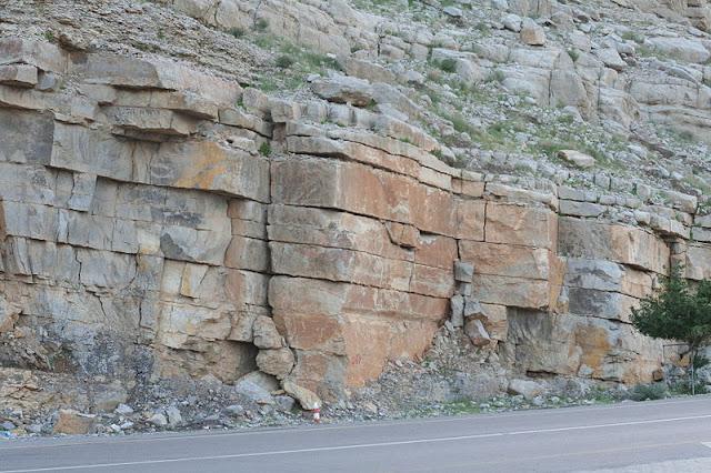 معلومات حول الصخور الرسوبية