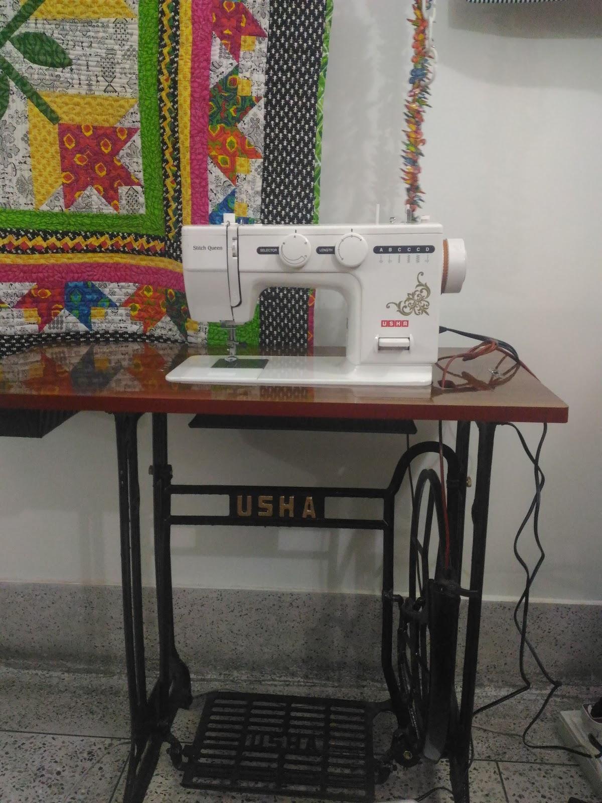 dbea301bd1f0 Sewing Machines Usha International