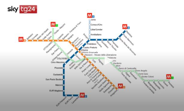 Roma, disagio infinito: fermata metro di Repubblica chiusa da 5 mesi. E non solo