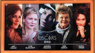 جائزة الاوسكار لافضل ممثلة