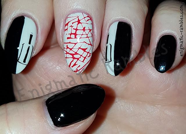 Nail-Art-Hobby-Stamped