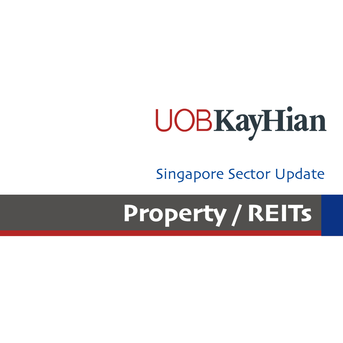 Singapore REITs - UOB Kay Hian 2017-05-25: Rosier Economic Outlook, S-REITs In The Spotlight?