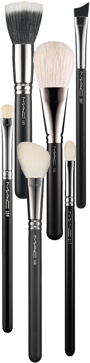 M·A·C Makeup Brushes