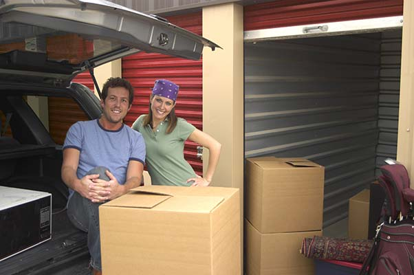 How to Organize the Storage Unit