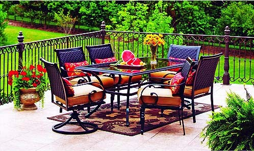 Better Home and Garden Patio Furniture picture