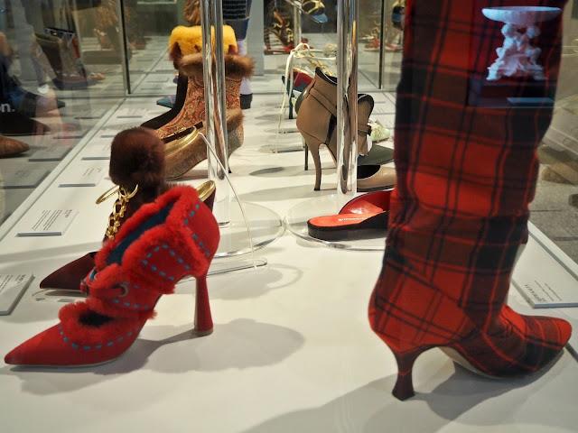 exposición manolo blahnik el arte del zapato
