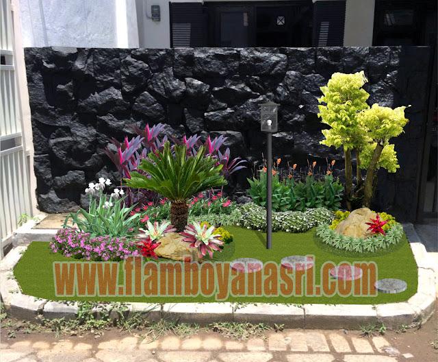 Tukang Taman Surabaya Cara Desain Taman 3 Dimensi