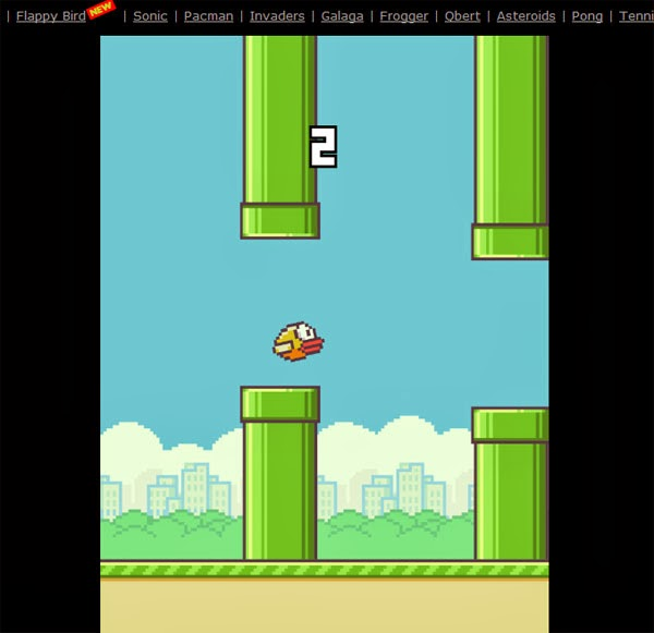 Play Flappy Bird Online Free