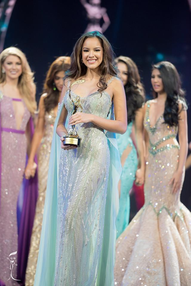Miss grand international prizes and awards