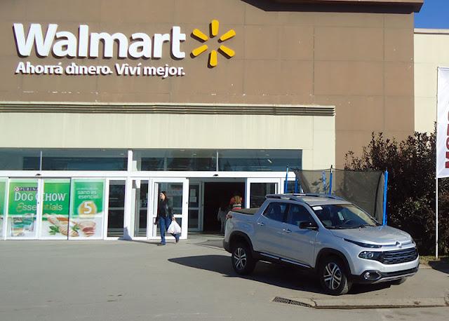 El blog de test del ayer fiat toro vs renault oroch la for Walmart rio cuarto