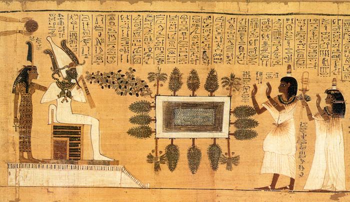 Egyptian Civilisation's Perception of Death
