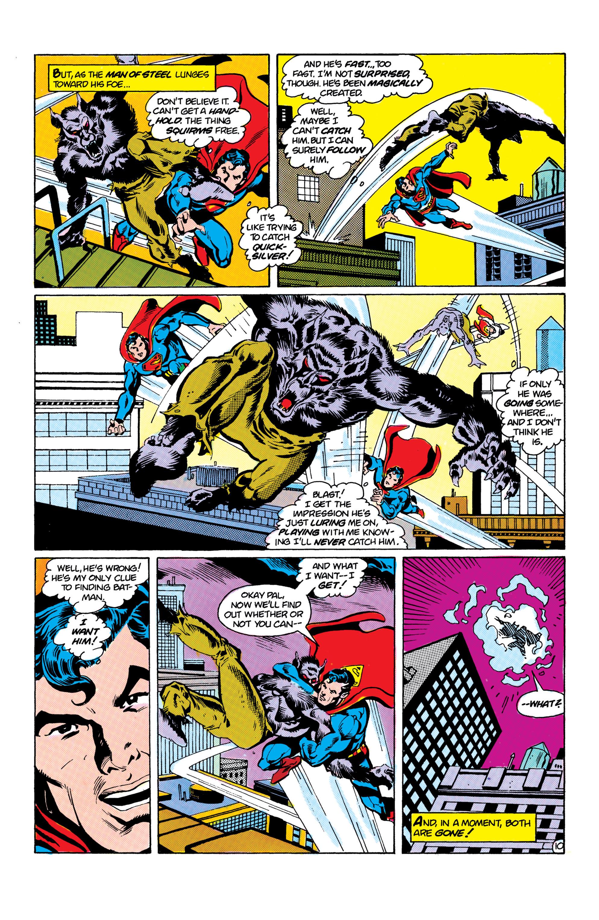 Read online World's Finest Comics comic -  Issue #288 - 11