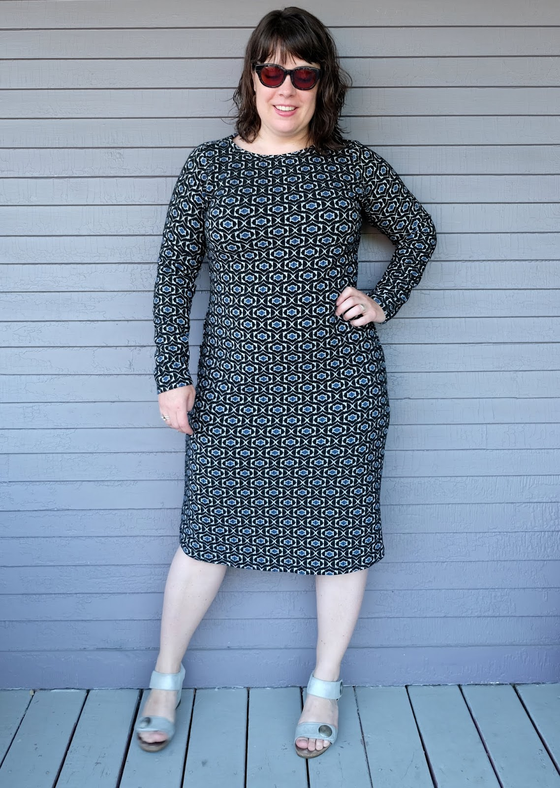 Fabric Mart Fabricistas Made By A Fabricista Double Knit Concord T