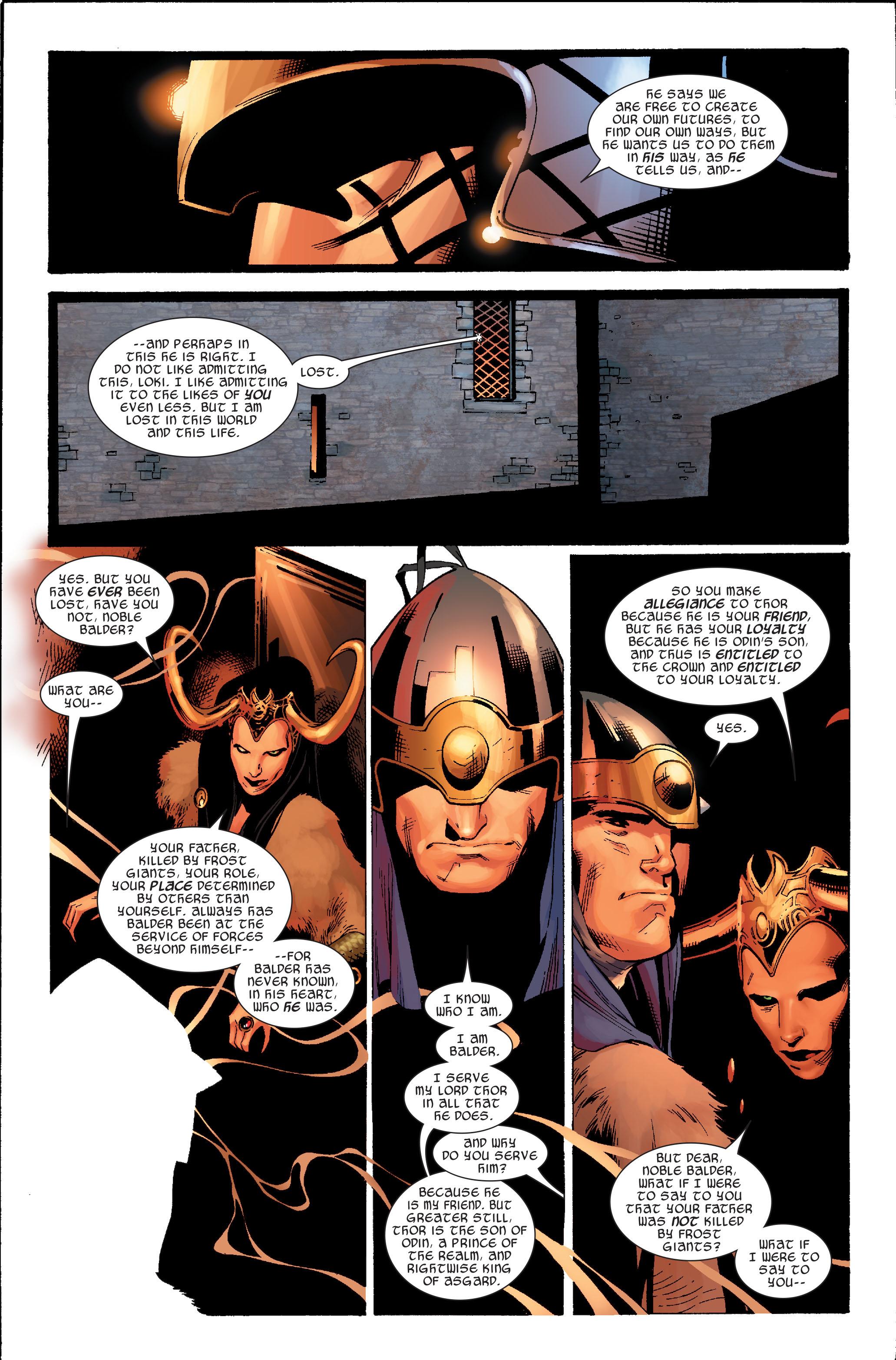 Thor (2007) Issue #9 #9 - English 21
