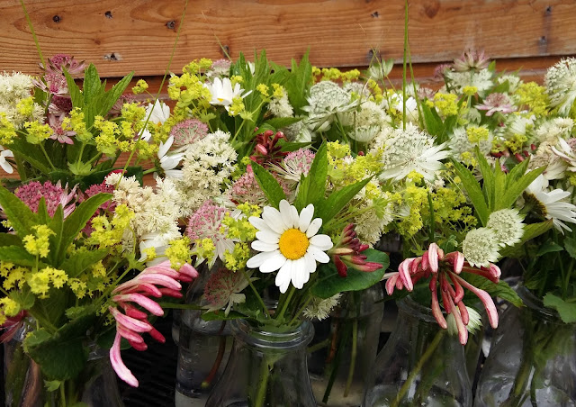 This weeks cafe flowers