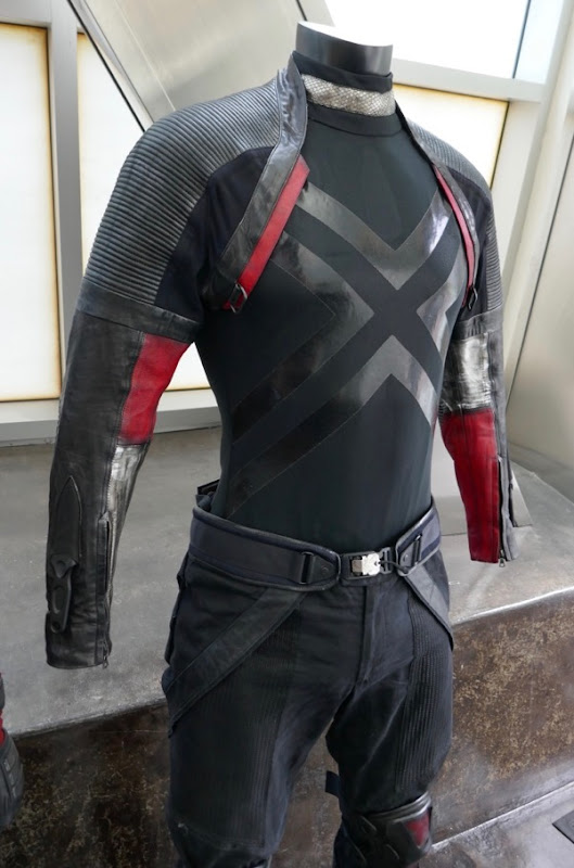 Deadpool 2 Bedlam movie costume