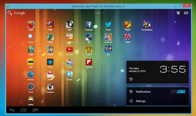 Download Aplikasi Android Gratis Terbaik Untuk Laptop / PC