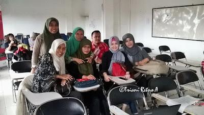 Blogger Bandung Belajar SEO Bersama Qwords