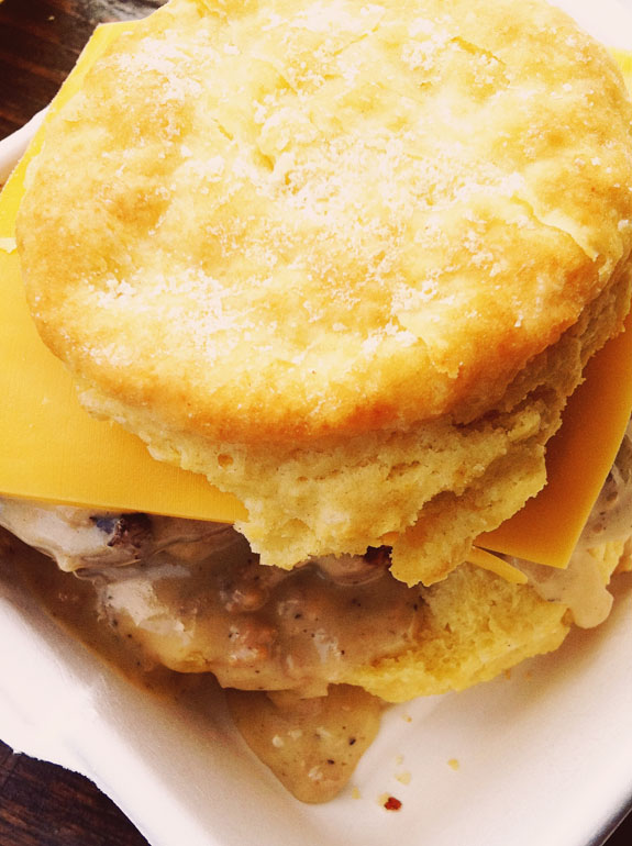 2 days in Portland pine state biscuits