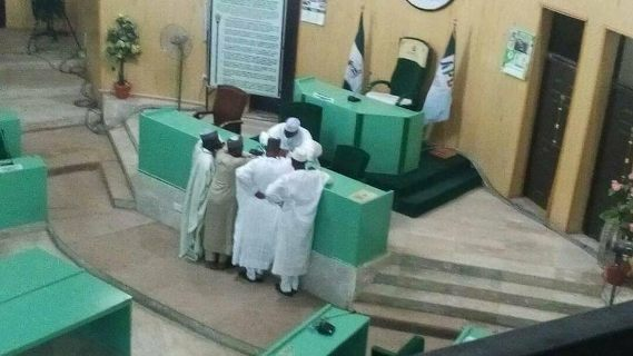 I resigned to pave way for investigation - Kano Assembly Speaker