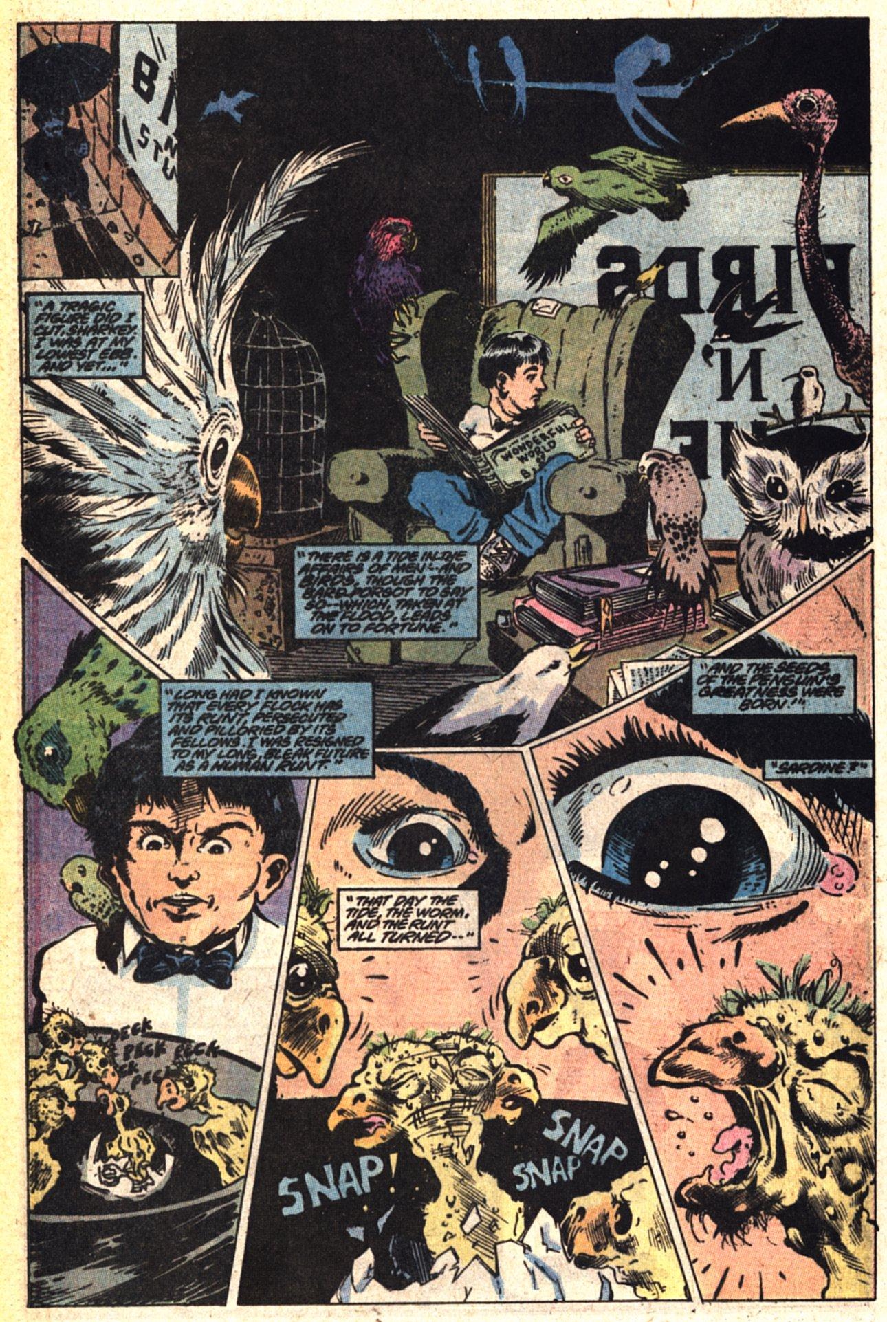 Read online Secret Origins (1986) comic -  Issue # _Special 1 - 17