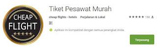 aplikasi tiket pesawat dan booking hotel