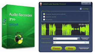 Download Gilisoft Audio Recorder 6.5.0 Pro Terbaru Full Version