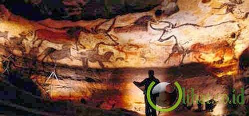 Lascaux Caves, Prancis
