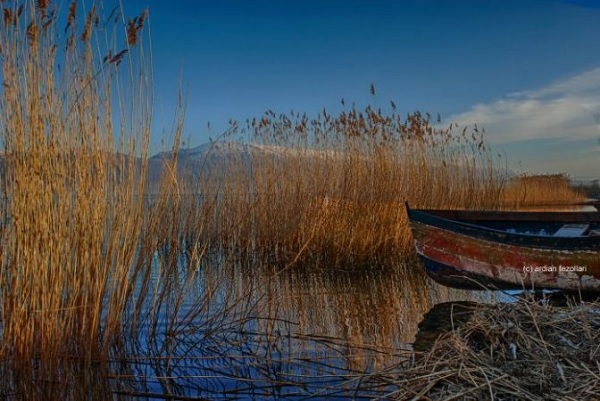 Albania part of Ohrid Lake in UNESCO in June