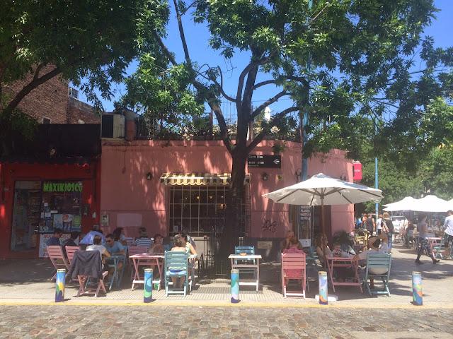 Palermo Viejo, by Gabriela Milan