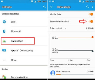 Tips Menghemat Kuota Data Internet di Android