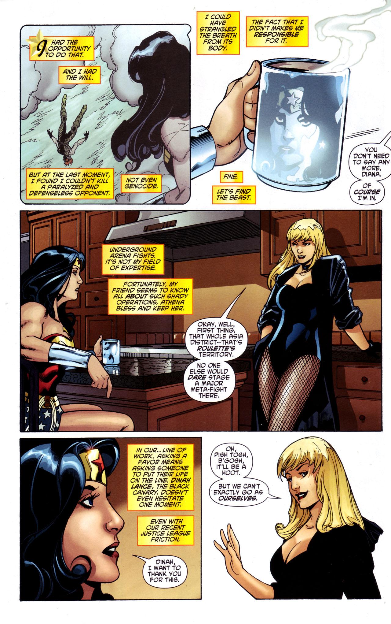 Read online Wonder Woman (2006) comic -  Issue #34 - 9