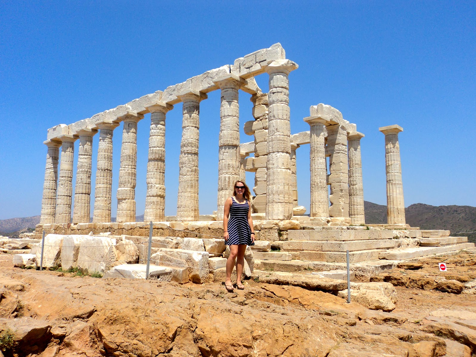My Summer In Athens Greece