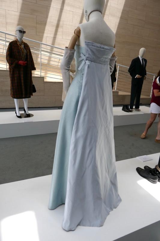Jackie Kennedy dinner gown back Crown season 2